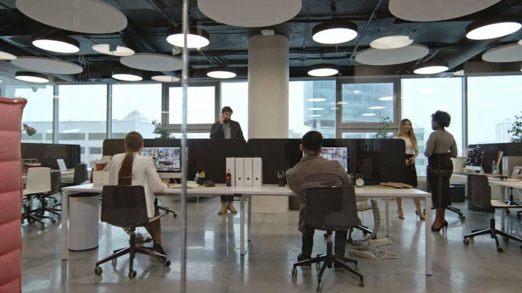 startup office fallback